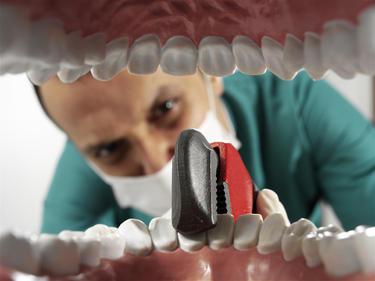 Ходенето на зъболекар
