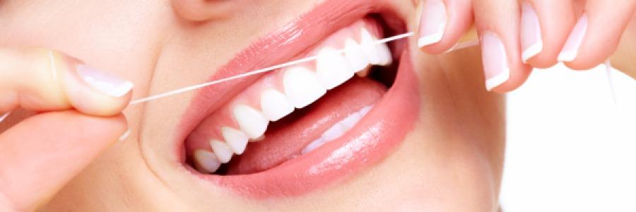 Значението на конците за зъби