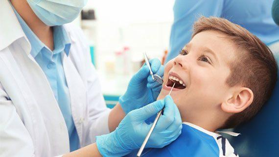 Първо посещение при зъболекар